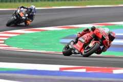 Bagnaia klaim pole GP Emilia Romagna, Quartararo P15